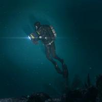 deap-sea diver