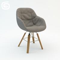 3d eva armchair