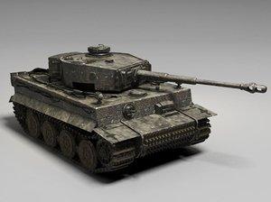 free max model german tank