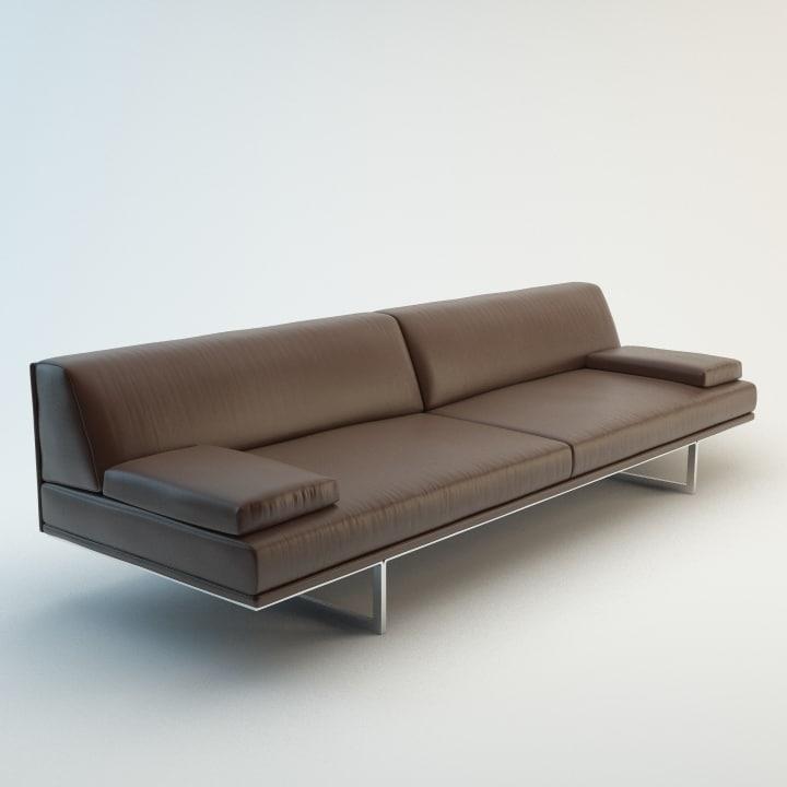 blumun busnelli 3d model