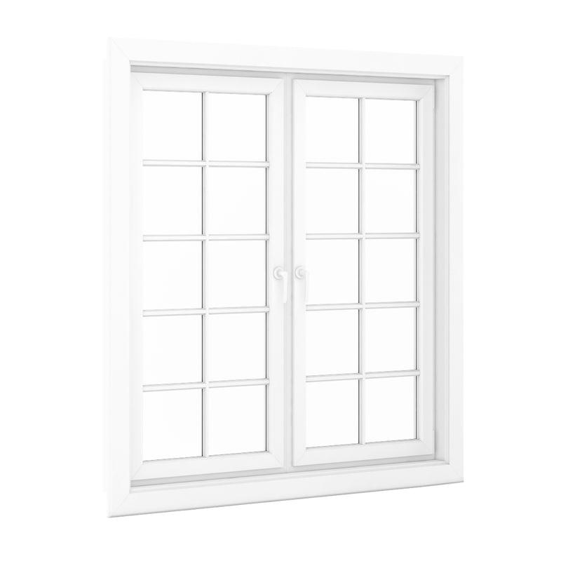 3ds max window plastic