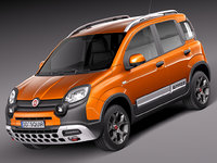 Fiat Panda Cross Country 2014