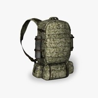 Soldier Backpack02