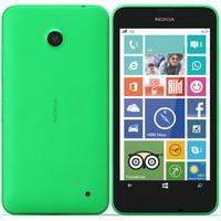3d model nokia lumia 630 green