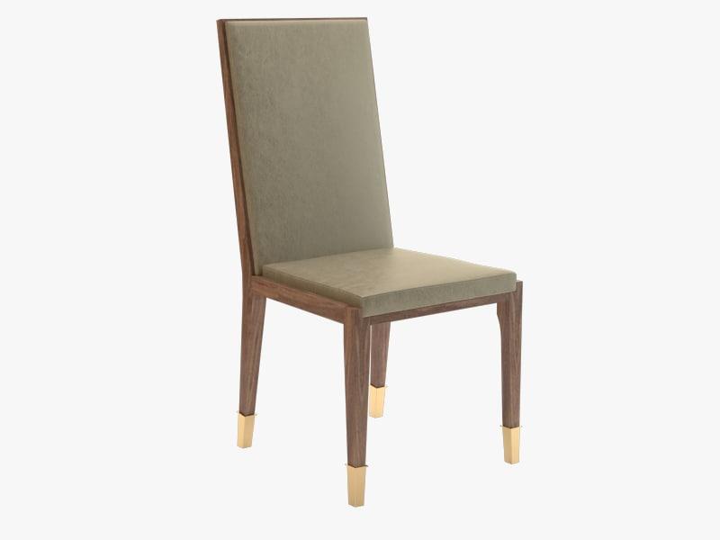 3d smania bristol chair