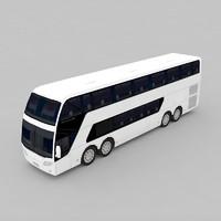 autobus games 3d model