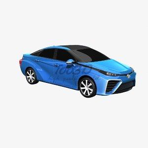 3d hybrid hydrogen