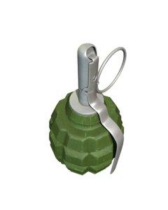 f-1 grenades 3d max