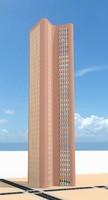 3d skyscraper nr 23 model