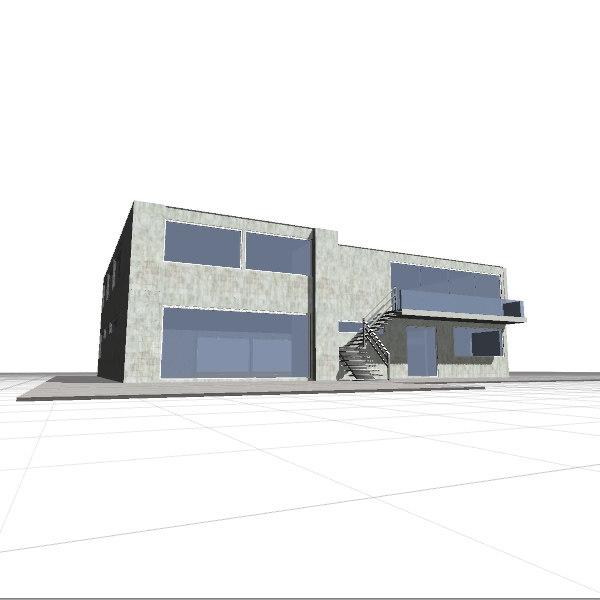 building 3d fbx