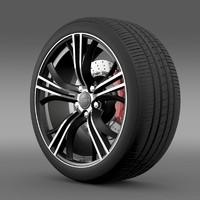 Audi R8 Exclusive wheel