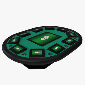 max automated poker table 2