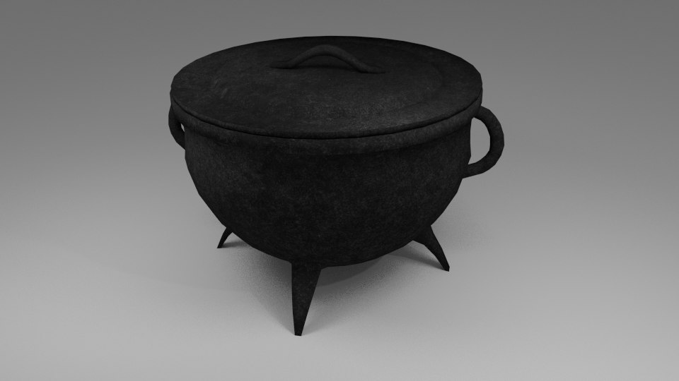 iron cauldron 3ds