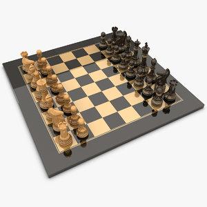 max realistic chess