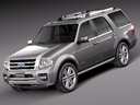 Ford expedition 3D models