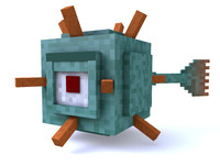 Gaurdian Mob (Minecraft)