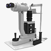 3ds ophthalmic slit lamp
