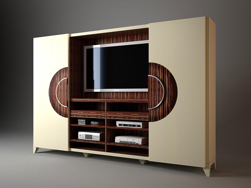 3d plasma cabinet 2915 moon model
