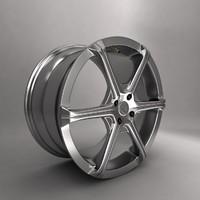3d kleemann car alloy logo