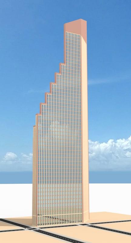 skyscraper nr 17 x