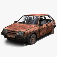 VAZ-2109 Rusty