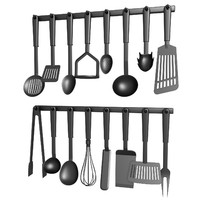 3d model cookware cook ware