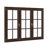Wooden Window 2270mm x 1600mm