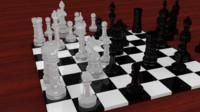 blender chess