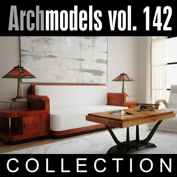 archmodels vol 142 obj