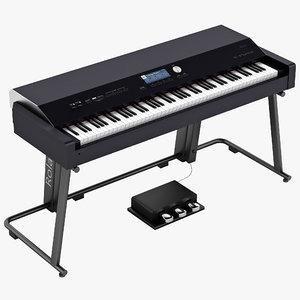 3d piano 3