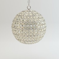 Currey and Company - Roundabout Pendant Light