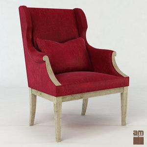 max vintage armchair s