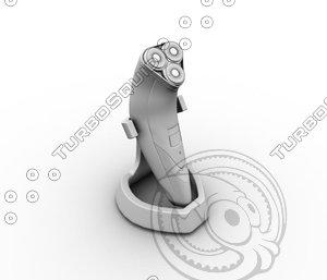 portable shaver max