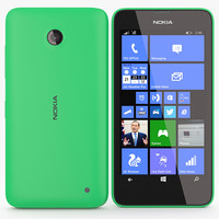 Nokia Lumia 630 635 Green