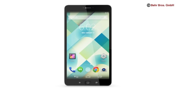 3d generic tablet 7 inch