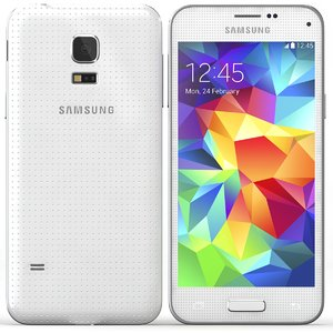 samsung galaxy s5 mini 3d model