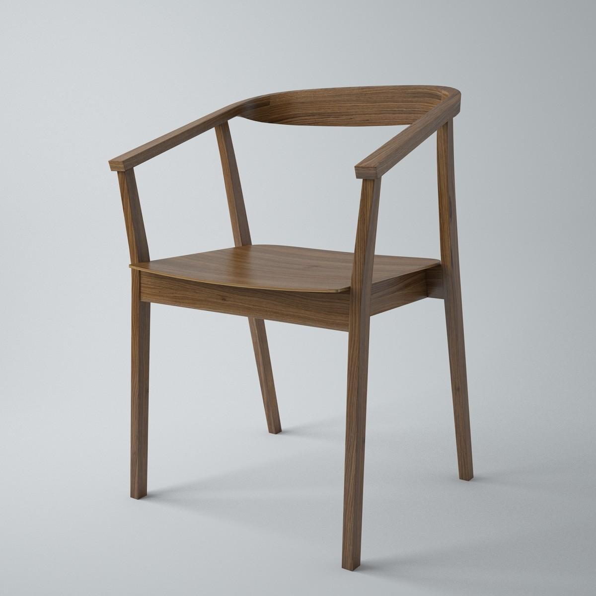 stockholm furniture ikea. ikea stockholm dining chair 3d max furniture