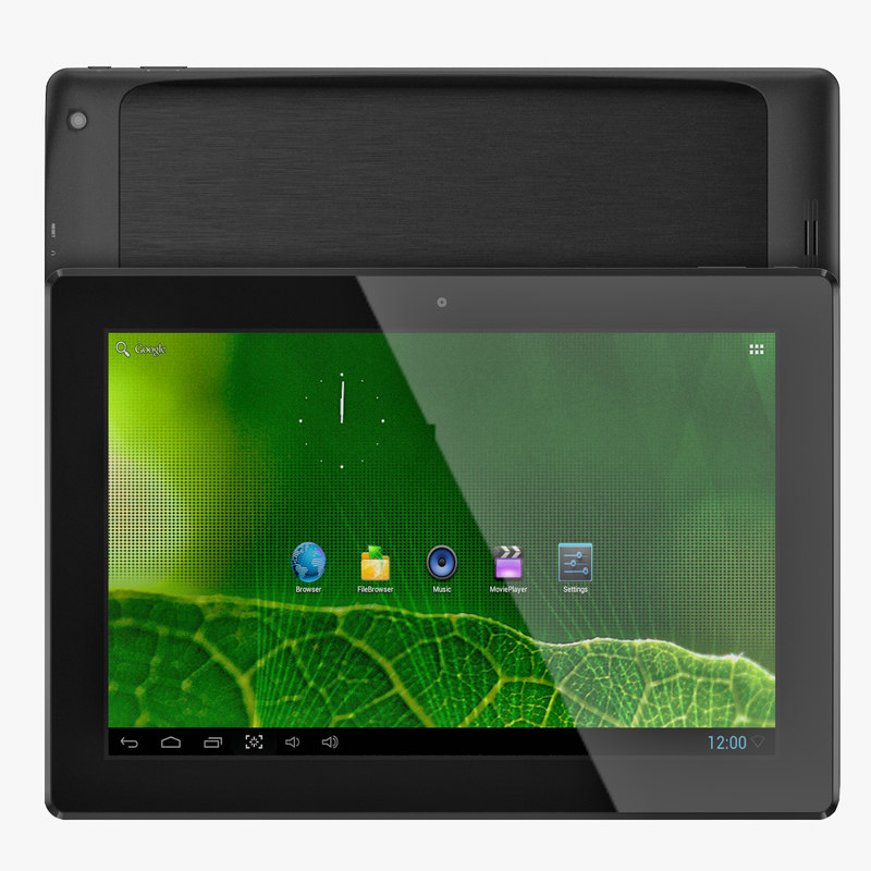 3ds max android giant pc tablet