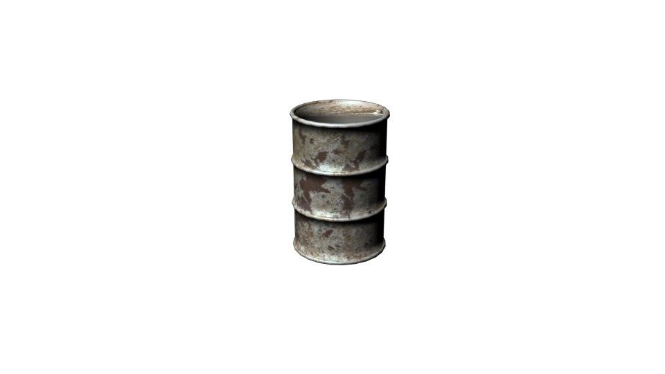 x barrel