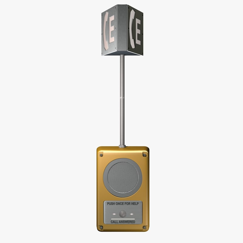 3ds max emergency phone