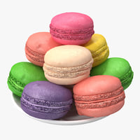 max french macarons