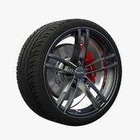 3d nitro wheel