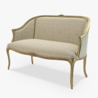 nino pierre sofa 3d model