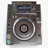 Pioneer CDJ2000 Nexus Platinum