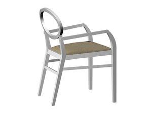 3d zarina armchair