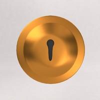 3ds max keyhole key
