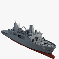USS San Diego LPD22