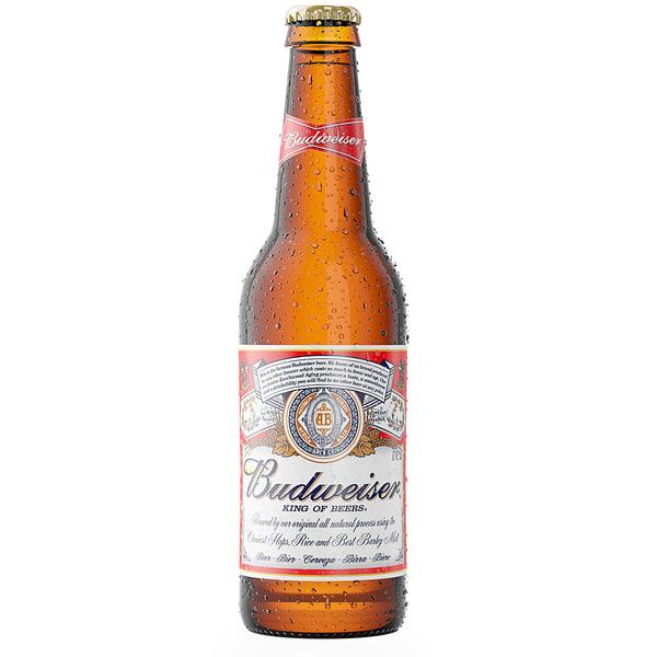 budweiser beer y 3ds