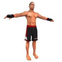 MMA Fighter V1