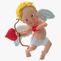 Cartoon Cupid 3